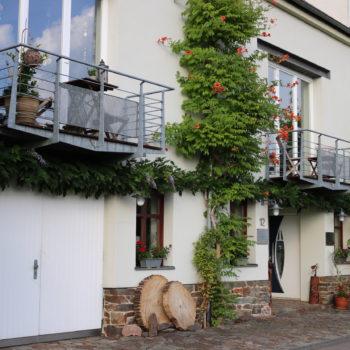 Ferienhaus Gasthauer von außen