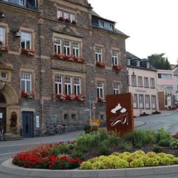 Saarburger Rathaus