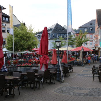 Klein Venedig von Saarburg